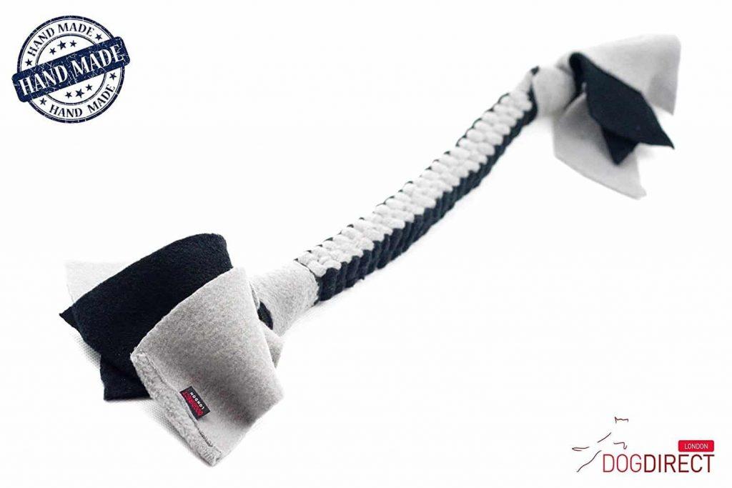 corde flexible jouet chien