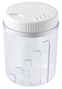 saupoudreur pour terre de diatomée