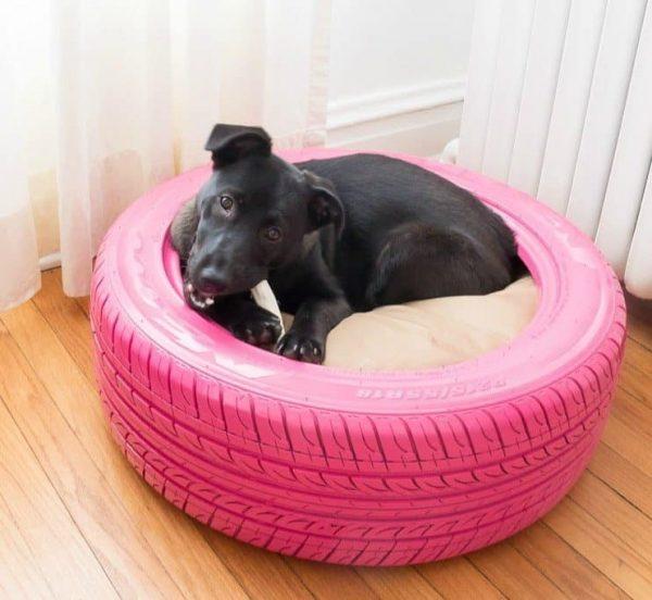DIY : 20 idées pour créer soi-même un panier pour chien ou chat