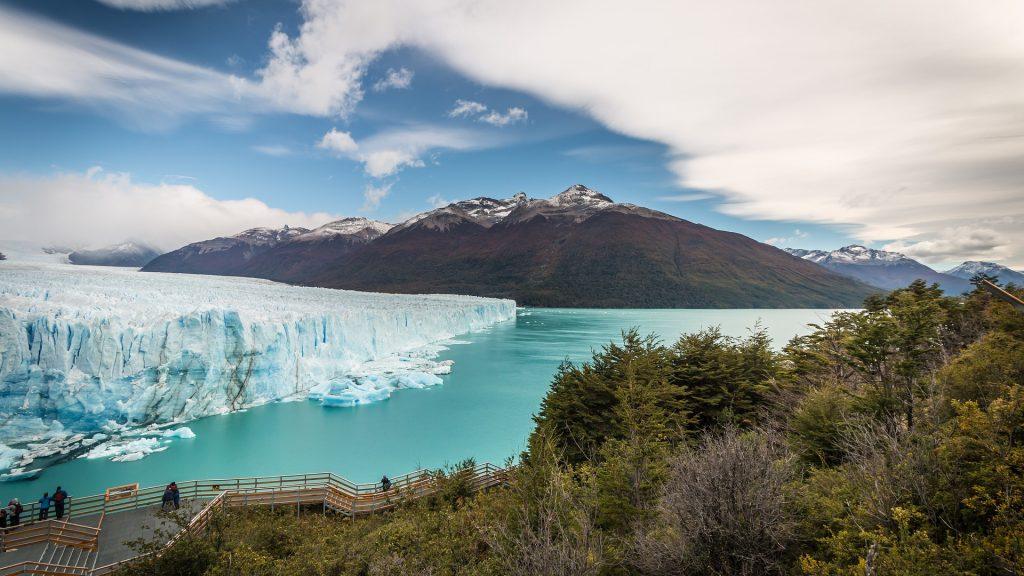 Grace Perito Moreno, Argentine