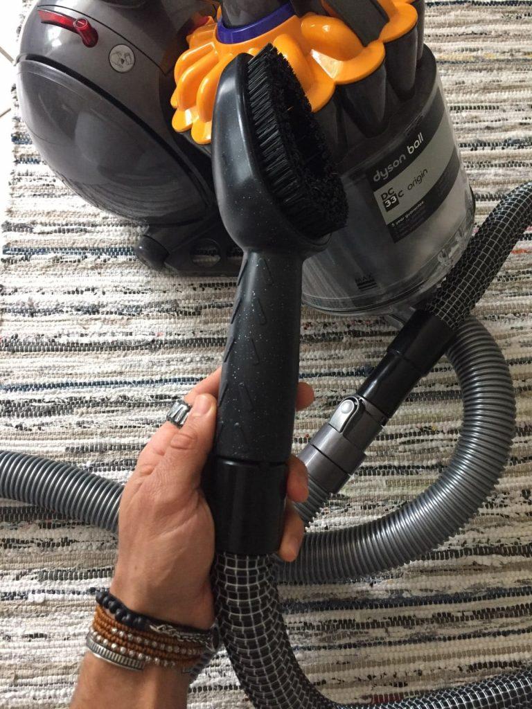 aide branchement aspirateur cofix brosse