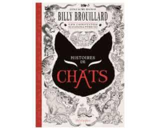 Nouveauté librairie : Billy Brouillard – Les Comptines malfaisantes 03 – Histoires de chats