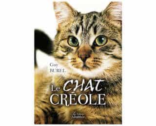 Nouveauté librairie : Le chat Créole de Guy BUREL
