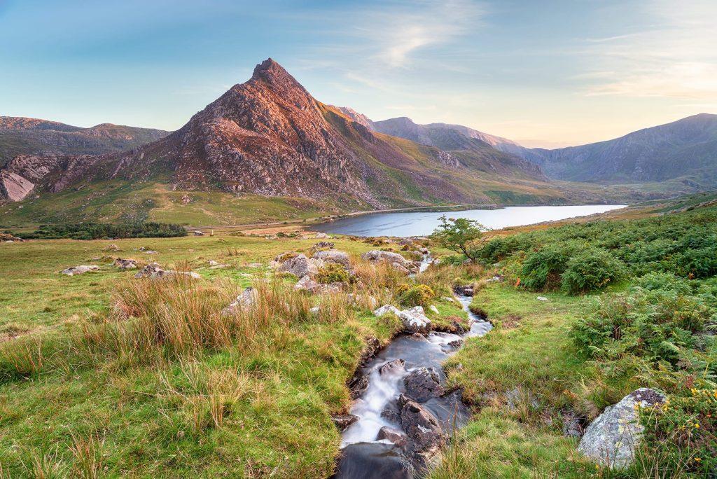 Mont Tryfan à Snowdonia
