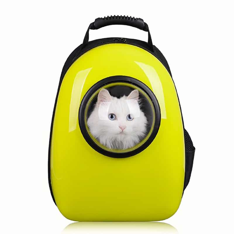 Petcomer, sac &laquo;bulle&raquo; innovant pour transporter ton chat<br />45,99€ - Amazon.fr