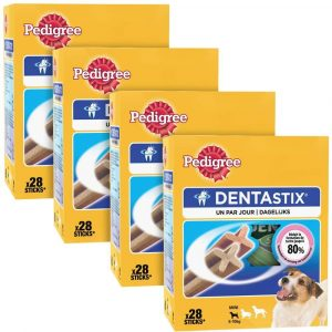 Packs de 112 sticks Pedigree Dentastix