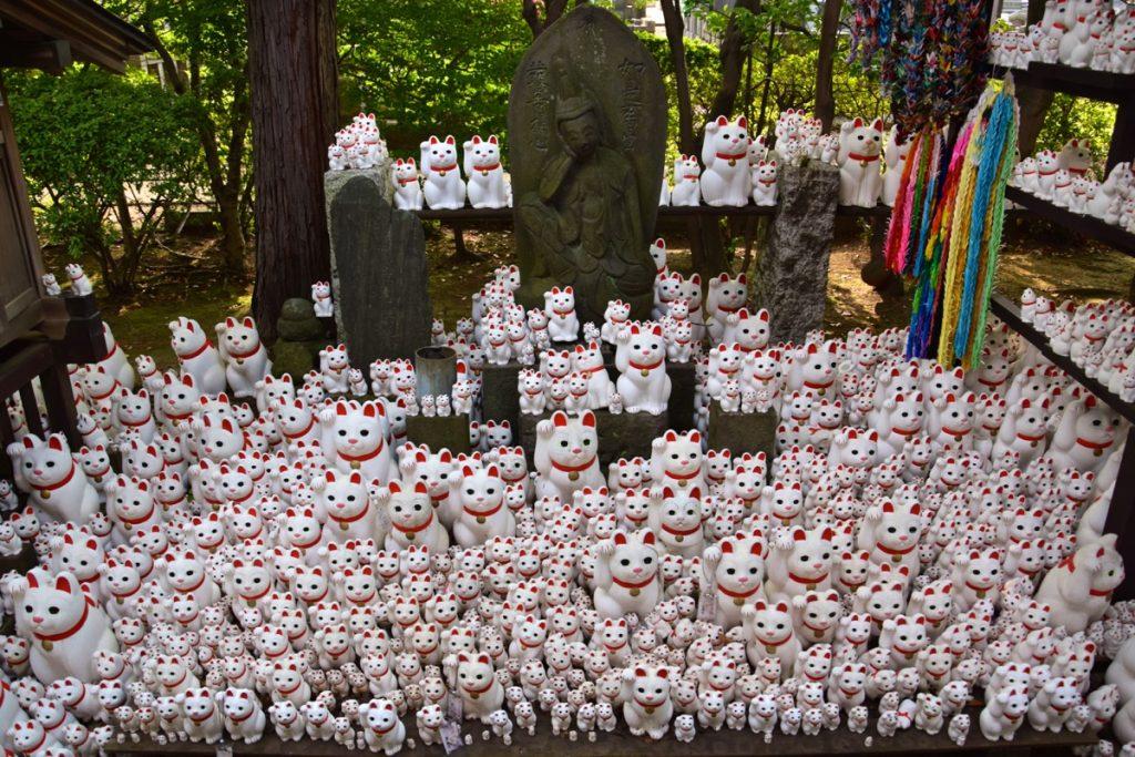 Temple Gotokuji